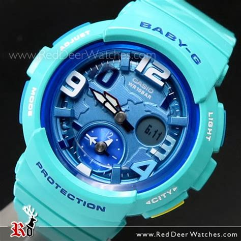 Baby G Bga 190 3bdr buy casio baby g dual world time 100m bga 190 3b bga190 buy watches casio