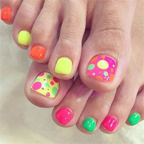 7 Tips For Summer Nails by 15 Summer Toe Nail Designs Ideas 2016 Fabulous
