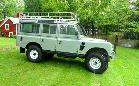 land rover cummins cummins power 1971 land rover series iia 109 bring a