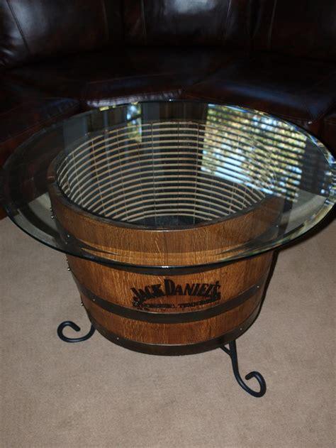 bourbon barrel end table stuff to buy
