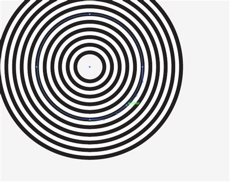line pattern circle how to create geometric stripy line art in illustrator
