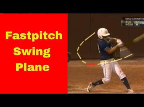 fastpitch softball swing mechanics 1 2 3 hitting zone drill doovi