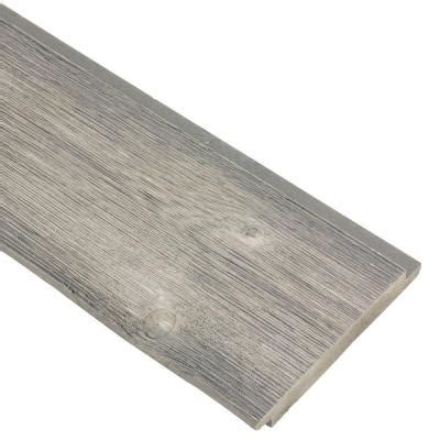 1 X 6 Shiplap Siding 6 In X 144 In Wood Barn Grey Shiplap Siding 277906 The
