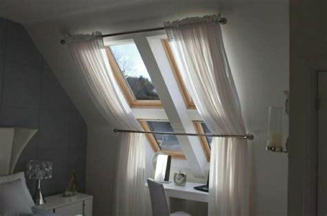 dachfenster gardinen 1001 ideen f 252 r dachfenster gardinen und vorh 228 nge