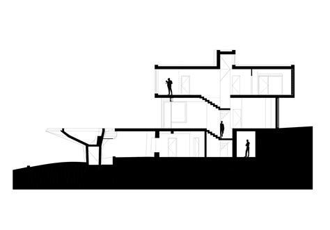 ce section gallery of gumno house turato architects 20