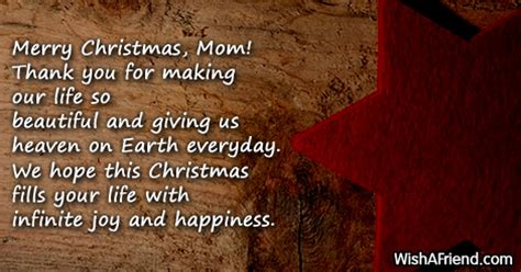 merry christmas mom    christmas messages  mom