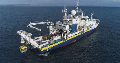 latalante french oceanographic fleet