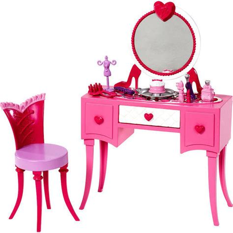 Vanity Playset by Glam Vanity Play Set Walmart