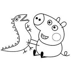 15 free printable peppa pig coloring pages
