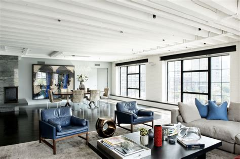 Basement Apartment Plans bold colors tastefully displayed by laight street loft in