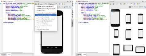 android studio layout size 12 dicas de produtividade no android studio androidpro