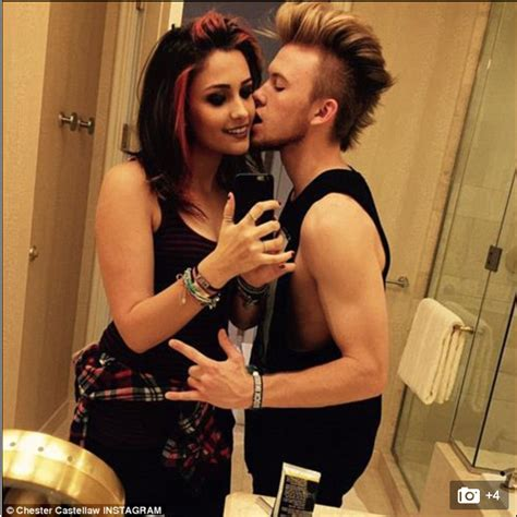 punk rock not to much goth tho teen bedroom lol paris jackson is almost unrecognizable in new selfie photos