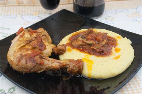 pollo cucina pollo alla cacciatora con funghi porcini ricette di cucina