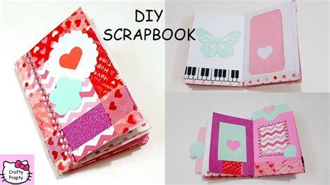 tutorial scrapbook diy diy scrapbook tutorial how to make mini diary diy mini