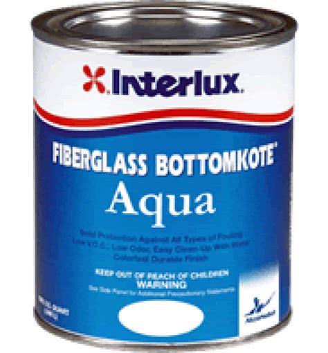 boat bottom paint flaking interlux fiberglass bottomkote aqua boat bottom paint