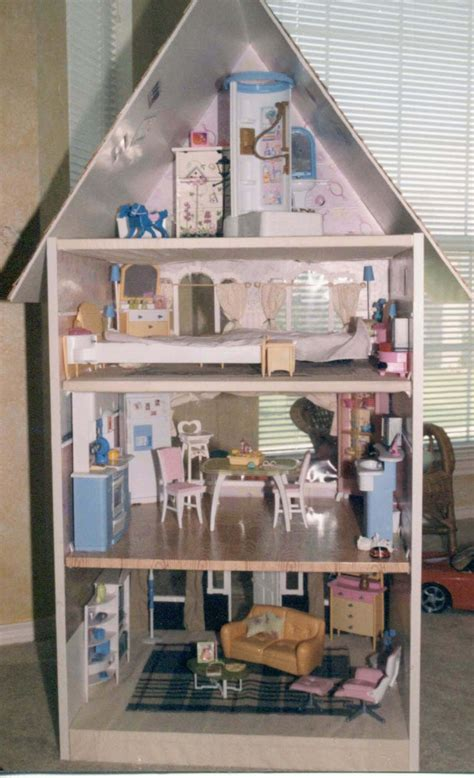 doll houses that fit barbies digiart cafe barbie doll house