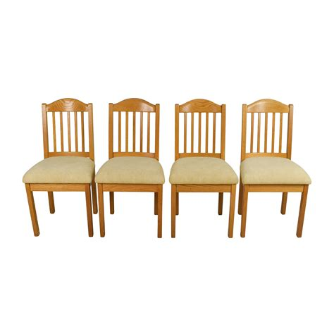 87 Off Crate And Barrel Crate Barrel Miles Dining Second Dining Chairs