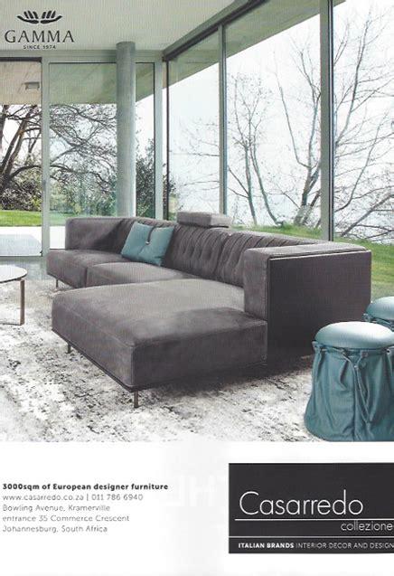 gamma sofa sale conde nast house garden casarredo