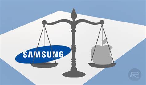 Samsung V Apple Apple Vs Samsung Running Design Lawsuit Heads To Supreme Court Today Redmond Pie