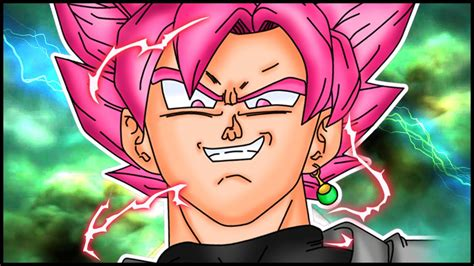 imagenes de goku rose goku black rose transformation wallpaper