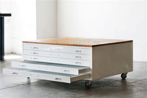 flat file coffee table flat file coffee table flat file coffee table at 1stdibs