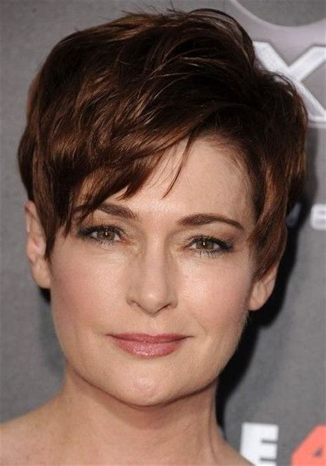 haircut for square face women over 50 short haircuts for women over 50 with square faces short