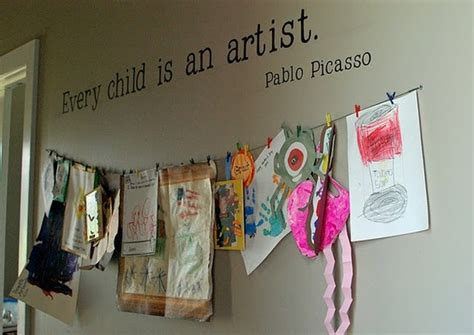 art display ideas diy moms simple kids art display 24 7 moms