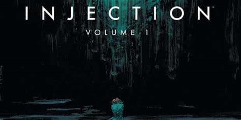 libro injection volume 1 injection anteprima di injection vol 1 saldapress di ellis e shalvey lo spazio bianco