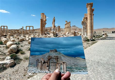 syria before and after before and after isis heartbreaking photos of destroyed