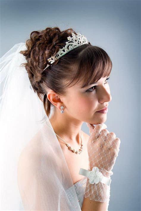 Brautfrisuren Schulterlanges Haar by Brautfrisuren F 252 R Mittellanges Haar