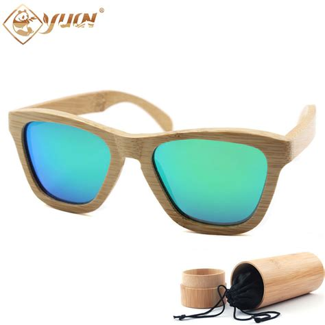 Handcrafted Glasses - handmade cheap bamboo sunglasses handmade sun glasses