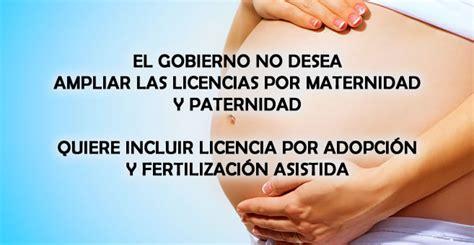 nueva ley de incapacidad por maternidad 2016 en mexico licencia por maternidad en mxico 2016 cambios en la