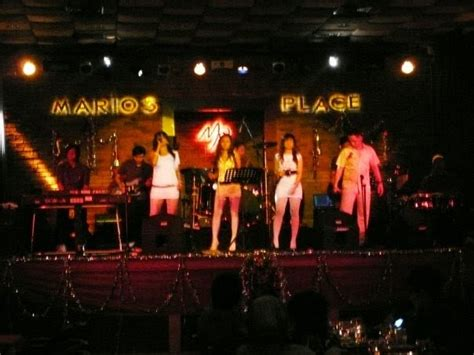top 100 bar band songs mario s place bar live music jakarta100bars nightlife