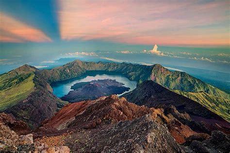 membuat gelang anak gunung anak gunung rinjani erupsi bandara lombok ditutup money id
