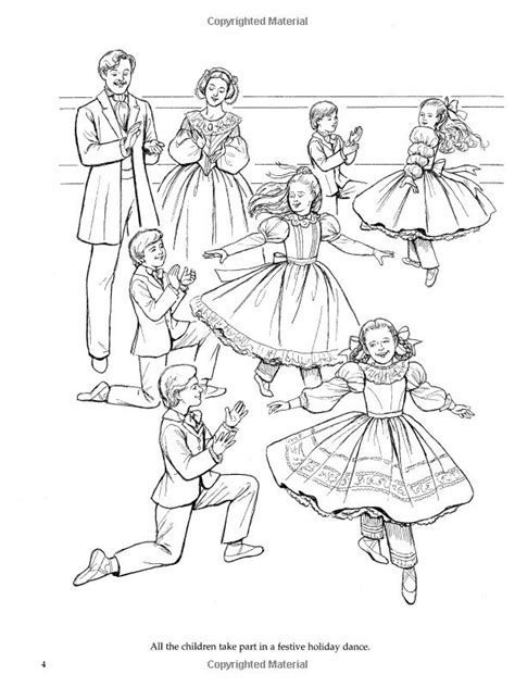 coloring pages nutcracker ballet 17 best images about dance on pinterest sleeping beauty
