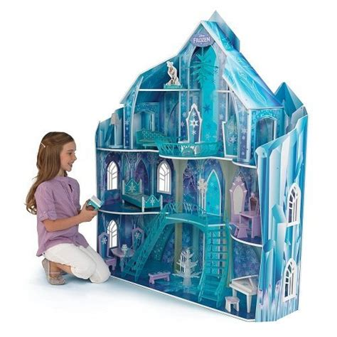 disney frozen doll house kidkraft frozen dollhouse which one is right for your family