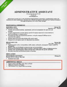 What To Put In Skills Section Of Resume by Resume Skills Section 130 Exles Of How To Put Skills