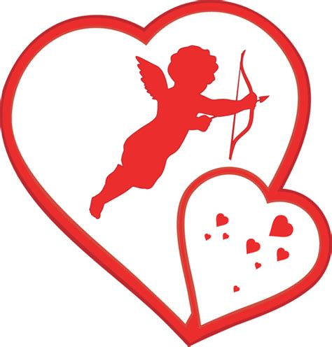 valentines day graphics cupid clipart free clipart best