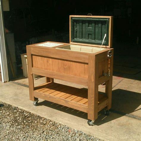 Best 20 cooler stand ideas on pinterest pallet cooler deck cooler and patio cooler