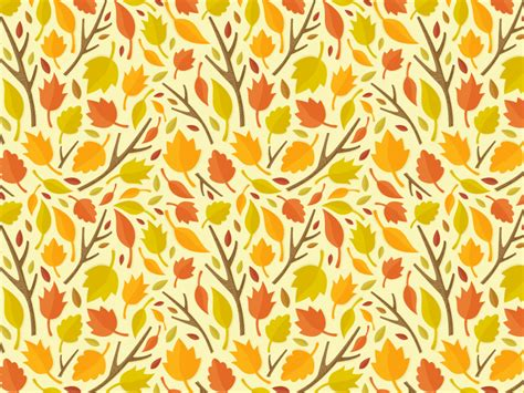 autumn pattern tumblr autumn pattern by carla corrales dribbble