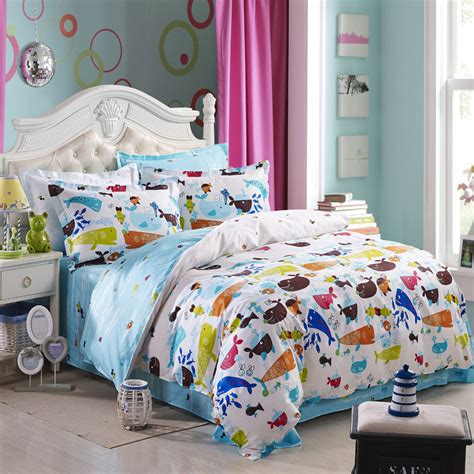ocean themed comforter online get cheap ocean bedding set aliexpress com