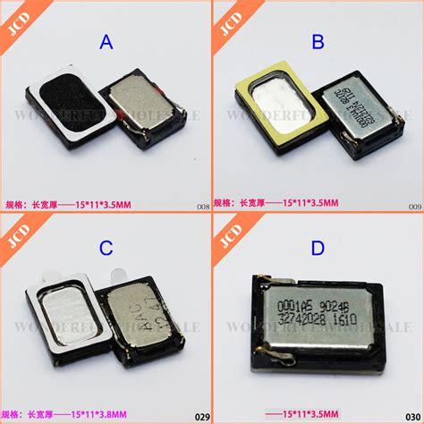 Ring Buzzer Lenovo K910 1 pcs new 15 11 3 5 loudspeaker back speaker buzzer ringer