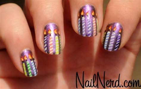 amazing birthday nail ideas 17 nail designs for your celebration style motivation 17 best images about nails birthday on nail artificial nails and birthday