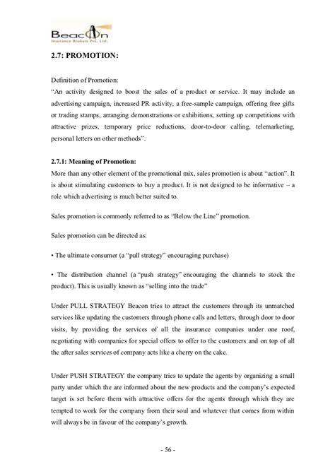 broker opinion of value template beacon insurance brokers pvt ltd