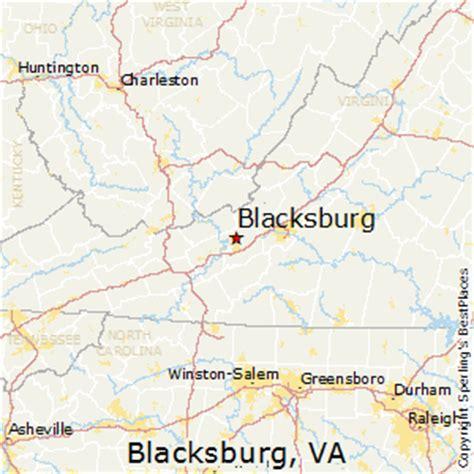 blacksburg va map best places to live in blacksburg virginia