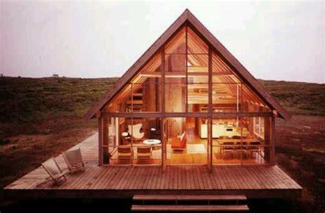 Prefab A Frame Cabins by Prefab Getaway Cabin Tiny Homes