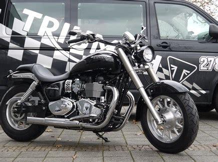 Motorrad Umbau Dresden by Custom Bikes Und Motorrad Umbauten Des H 228 Ndlers Triumph