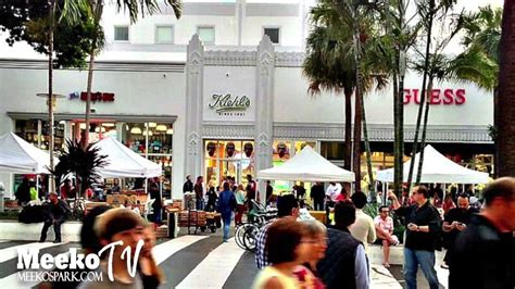 shops on lincoln road lincoln road mall top places in miami florida