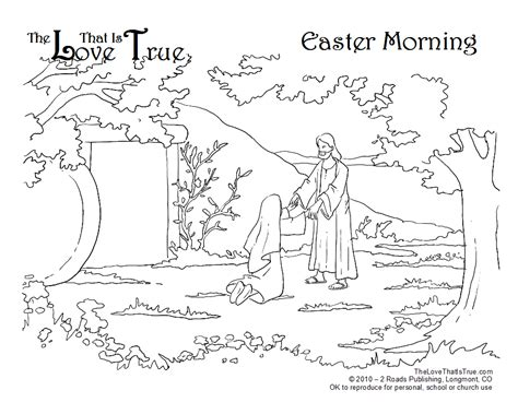 free printable easter coloring pages for sunday school 6 best images of printable bible crafts for easter