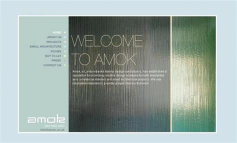 nice company profile design 60 interior design and furniture websites for your inspiration